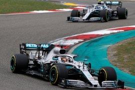Hebat, Hamilton menjuarai balapan F1 ke-1.000