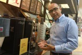 Bangga pasarkan produk petani kopi Indonesia