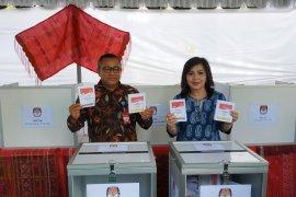 3.410 WNI di Timor Leste memilih di TPSLN KBRI Dili