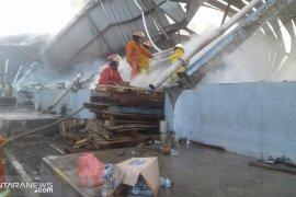 Gudang sembako di Bogor ludes terbakar