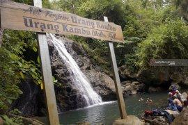 Banyu Nget, ikon wisata rintisan di Trenggalek