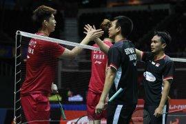 Dua wakil Indonesia ke final Singapore Open 2019
