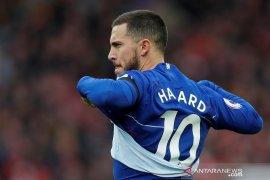 Madrid hadirkan Hazard untuk perkuat lini serang