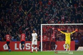 PSG babak belur di markas Lille