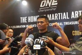 Pegulat Eko Roni siap latihan keras usai kekalahan di Filipina