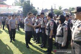6.557 anggota Polda Bali siap amankan TPS se-Bali