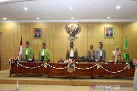 Lipsus DPRD - dalam rangka HUT ke-20  Banjarbaru