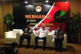 Menhan tegaskan TNI netral pada Pemilu