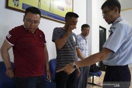 Kantor Imigrasi Gorontalo Periksa Lima TKA Asal China