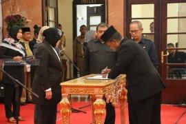 Kepala Dinas Pertanian Surabaya diberhentikan dari jabatannya