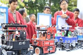 Indonesia wins world's robot contest in AS