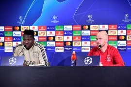 Ajax: gaya permainan Juventus berbeda dengan Real Madrid