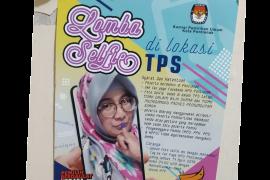 KPU Kota Pontianak gelar lomba Selfie di TPS