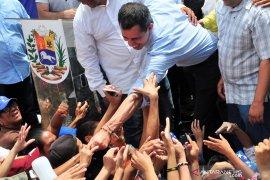 Wapres AS ucapkan selamat atas keterpilihan Juan Guaido
