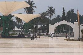 Pengunjung ziarah ke makam Sultan Banten meningkat