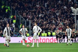 Saham Juventus ambruk dihantam efek Ajax Amsterdam