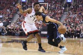 Leonard pimpin Raptors kedudukan sama kuat 1-1 dengan Magic
