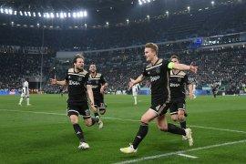 Ajax bawa udara segar ke Liga Champions