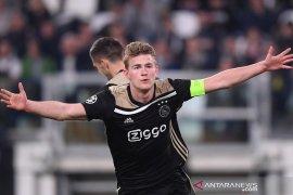 Taklukkan Juventus, Ajax lolos ke semifinal
