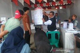 Jokowi-Ma'ruf menang tipis di TPS Ciganjur Jakarta