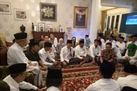 Ma'ruf Amin gelar pengajian bersama keluarga syukuri kelancaran pemilu