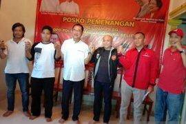 Jokowi-Ma'ruf Amin sementara unggul 53,87 persen di Babel