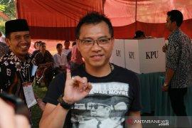 Anang Hermansyah: Tidak ada yang kalah pada Pemilu