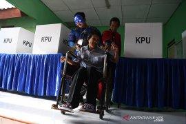 KPU Situbondo buat TPS pilkada ramah disabilitas
