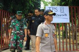 Wakapolda Maluku tinjau sejumlah TPS di Ambon