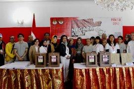 Capres Jokowi unggul di Bulgaria, Makedonia Utara, dan Albania