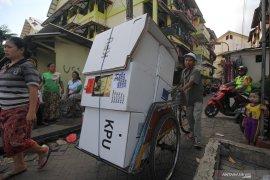Distribusi Balik Logistik Pemilu