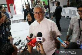Pengamanan KPU diperketat saat rekapitulasi penghitungan perolehan suara nasional