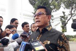 Staf Kepresidenan: Masyarakat tetap tenang dan sabar menunggu hasil resmi KPU