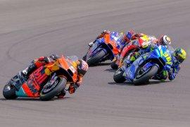 Tim MotoGP jalani tes jelang balapan di Jerez