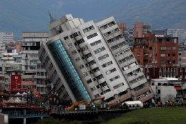Taiwan diguncang gempa 6,1 SR