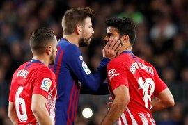 Costa tolak berlatih gara-gara didenda Atletico