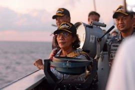 Menteri Susi hentikan 7 kapal berbendera China