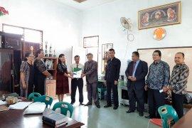 Pelindo Sibolga salurkan bantuan ke rumah ibadah