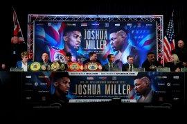 Joshua tunggu lawan baru setelah Miiler terlibat kasus doping
