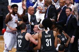 Nets incar Durant, Irving dan DeAndre Jordan