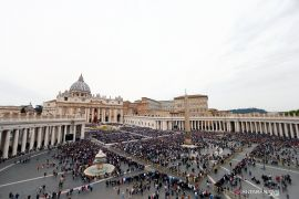 Utusan Presiden Indonesia Bahas Islam Wasatiyyah di Vatikan
