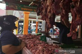 Harga daging sapi di Tanjung Pandan normal