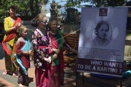 Wisatawan turut rayakan Hari Kartini