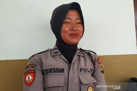 Bripda Rizki Oktariani jadikan Hari Kartini momentum amankan pemilu