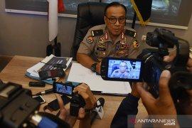 Polisi menetapkan dua tersangka aksi perusakan dan vandalisme