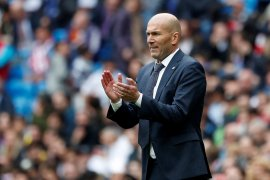 Zidane ogah komentar soal Bale