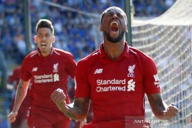 Liverpool kalahkan Cardiff dan kembali teratas