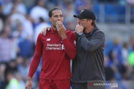Bek Liverpool Virgil van Dijk pemain terbaik pilihan PFA