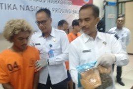 Pengedar narkoba jaringan Medan-Bali diringkus BNN