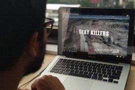 """Aktivis berharap """"Sexy Killers"""" gugah semangat penyelamatan lingkungan"""